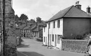 Buckfastleigh, Bridge Street c.1960