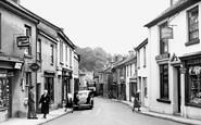 Buckfastleigh, Fore Street 1952