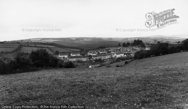 Buckfastleigh, General View c.1965