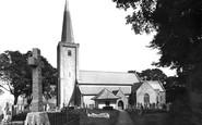 Buckfastleigh, Holy Trinity Church 1954