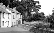 Buckfastleigh, Station Road c.1965