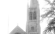 Buckhurst Hill, St John's Church 1923