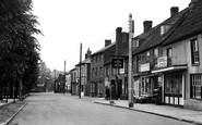 Buckingham, High Street c.1950