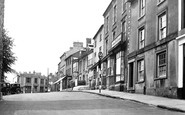 Buckingham, Market Hill 1949