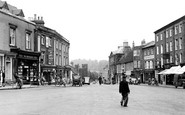 Buckingham, Market Square 1949