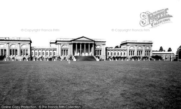 Buckingham, Stowe School c.1955