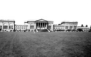Buckingham, Stowe School c.1955