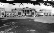 Buckingham, Stowe School South Front c.1960