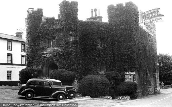 Buckingham, The Old Gaol c.1950