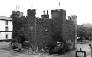 Buckingham, The Old Gaol c.1955