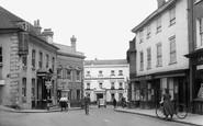 Buckingham, West Street c.1950
