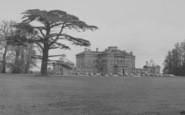 Buckland, Buckland House University Hall c.1965