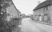 Buckland, Church Road c.1965