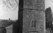 Buckland-In-The-Moor, St Peter's Church c.1950