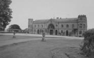 Buckland, Manor House c.1965