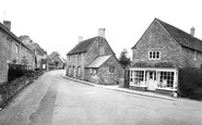 Buckland, Post Office c.1955