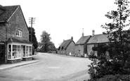 Buckland, Square and Post Office c1965