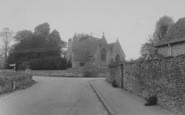 Buckland, St George's Church c.1955