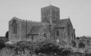 Buckland, St Mary's Church c.1955