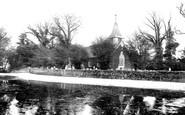 Buckland, St Mary The Virgin Church 1900
