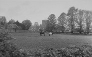 Buckland, The Church c.1955