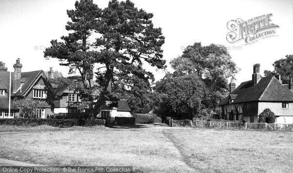 Buckland, The Green c.1955