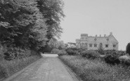Buckland, The Manor House c.1965