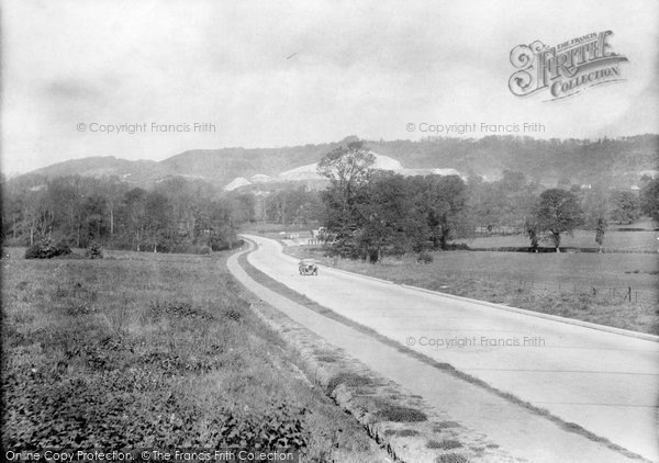 Buckland, The New Road 1925