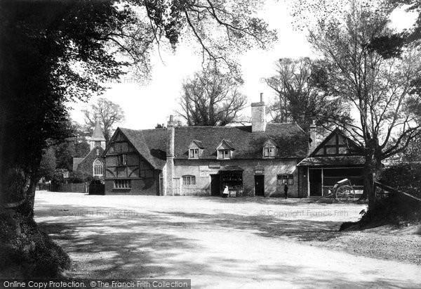 Buckland, The Village 1906
