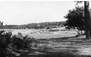 Bucklers Hard, The Pine Walk c.1960