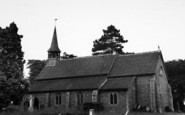 Bucklesham, St Mary's c.1955