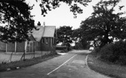 Bucklesham, The School c.1960