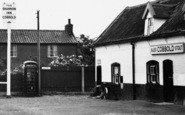 Bucklesham, The Shannon Inn And Post Office c.1955