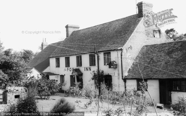 Bucks Green, The Fox Inn c.1965