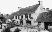 Bucks Green, The Fox Inn c.1965