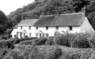 Bucks Mills, Cottages c1960
