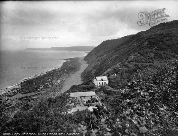 Bucks Mills, The Coast 1930