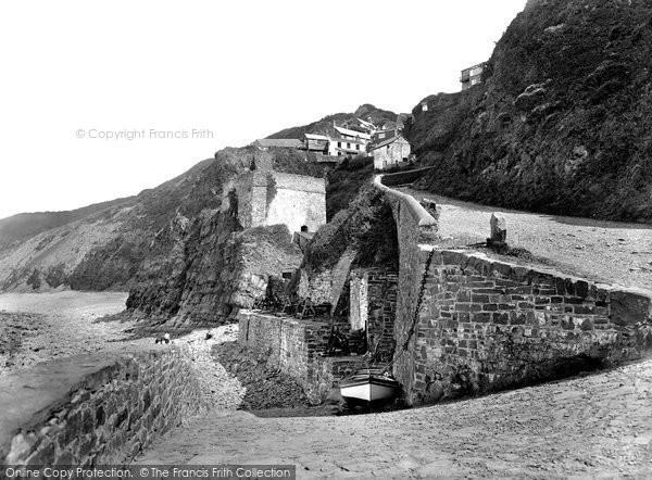 Bucks Mills, Up Along 1930