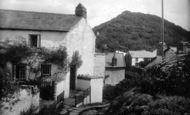 Bucks Mills, Village Corner 1930