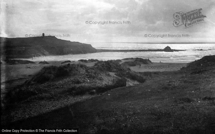 Bude, A Calm Evening 1920