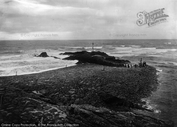 Bude, Barrel Rock 1920
