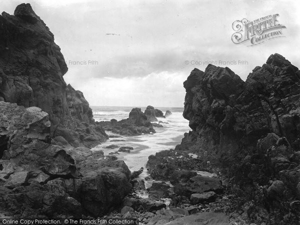 Bude, Below Compass Point 1920