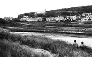 Bude, Breakwater Road 1920
