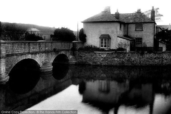 Bude, Bridge 1910