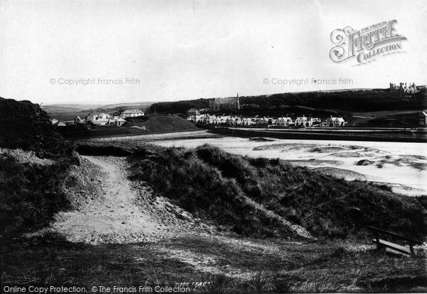 Bude, Canal 1893