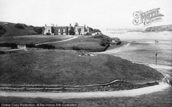 Bude, Castle 1893
