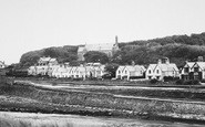 Bude, Church And Breakwater Road 1920
