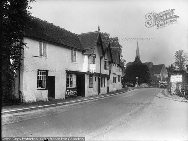 Bude, Cliffs 1938