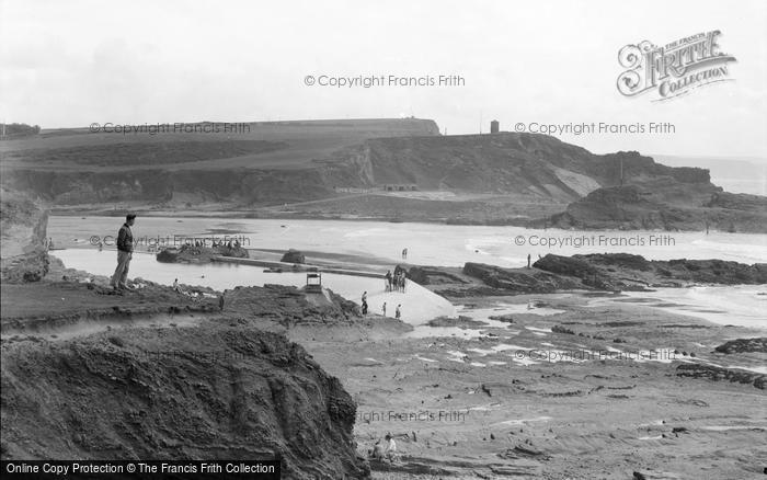 Bude, Compass Point c.1930