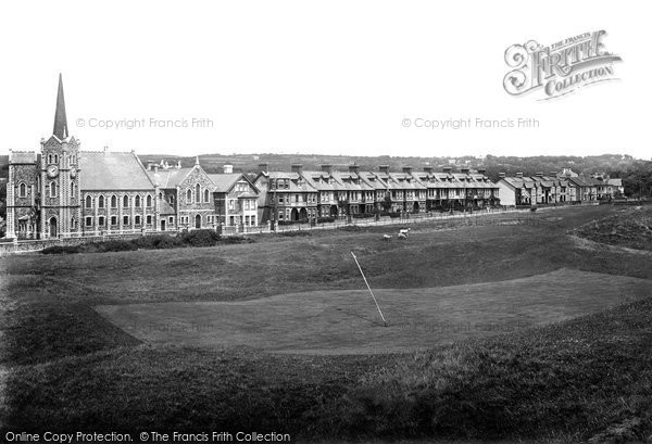 Bude, Flexbury Park 1920